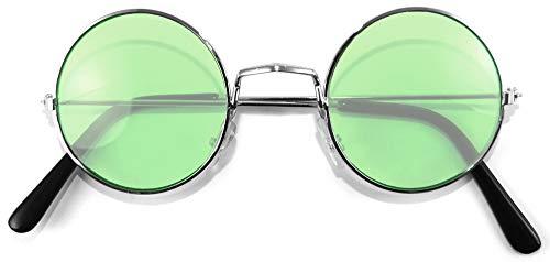 Lennon Brille Nickelbrille - Grün -