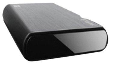 "Fantec 14343 Externe Festplatte ""Db-ALU3"", 3, 5"" Sata, 2.000 GB"