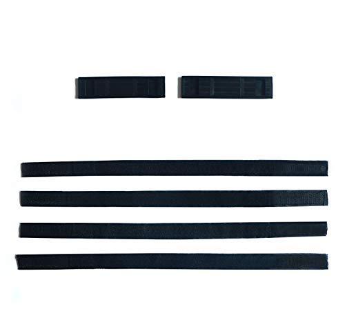 yabbay Ersatz-Klettband und Klettband-Protektor für Hoverboards oder Karts.