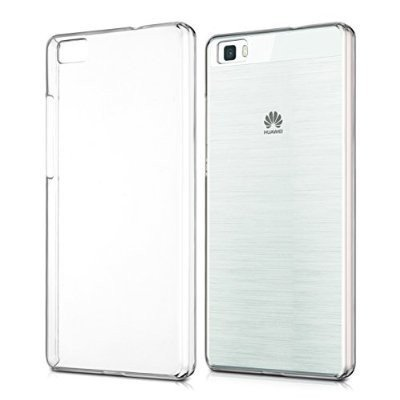 Takeon cover trasparente per huawei p8 lite custodia tpu morbida slim 0,3 mm