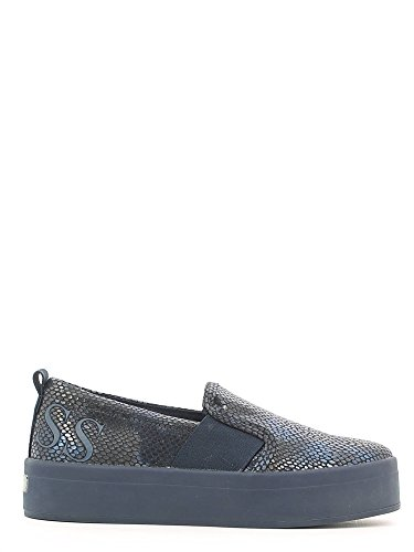 Guess FLFLS3FAP12 Slip On Donna Pelle Blue Blue 38