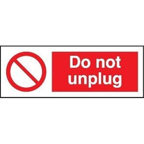 Con etiquetas - no desconectar (10 unidades) (AUTO mischiefs/50 millimeter x18 millimeter)