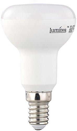 Luminea Glühlampen: LED-Reflektor, R50, E14, 5,5 Watt, 2700 K, 430 lm, warmweiß (Glühbirnen E14)