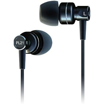 SoundMAGIC PL21 Earphones - Black