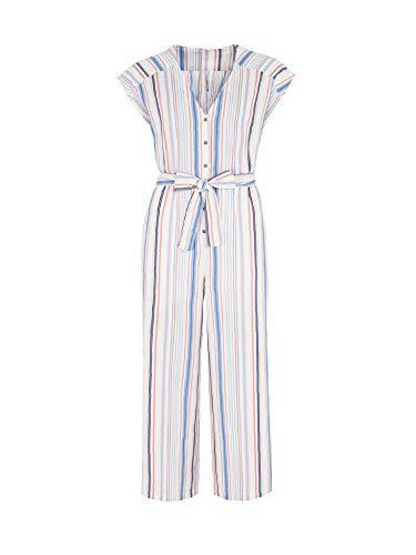 Pepe Jeans Damen Jumpsuit Querina Offwhite M Normalgrößen