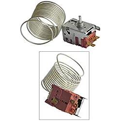 Thermostat Congelateur 077b2509 Pour Refrigerateur Thomson