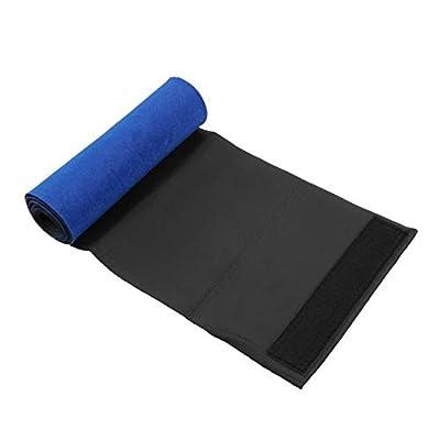 ZengBuks Blaues gesundes Schlankheits-Gurt-Unterleibs-Formler-Brand-Fett verlieren Gewicht-Eignungs-fette Cellulite, die Körper-Former-Hüftgurt Neopren abnimmt