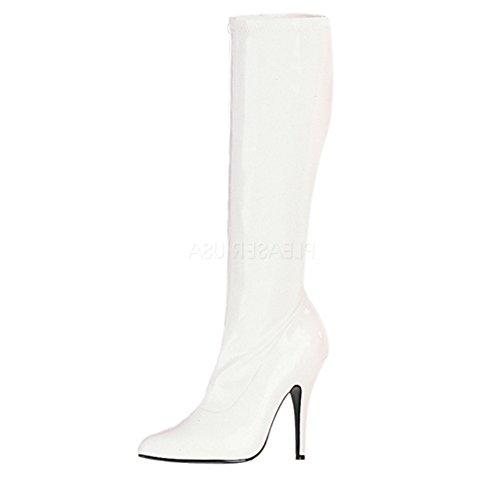 Heels-Perfect , Escarpins pour femme Blanc Blanc Blanc - Blanc