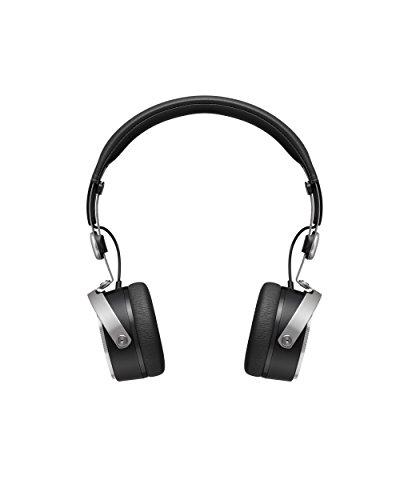 beyerdynamic Aventho wireless on-Ear-Kopfhörer mit Klang-Personalisierung in schwarz. 30 Stunden Akkulaufzeit, Bluetooth kabellos, MIY App, Mikrofon - 5