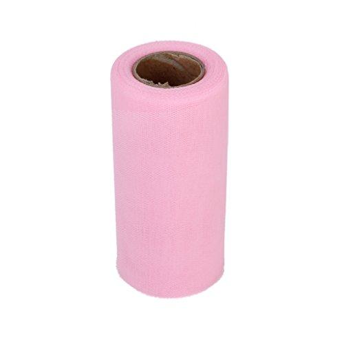 1-rouleau-de-tulle-dcoration-pour-tutu-banquet-mariage-artisanat-diy-22m-x-15cm-rose