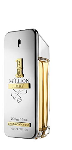 Paco Rabanne One Million Lucky Eau de toilette for Men\n - 200 ml