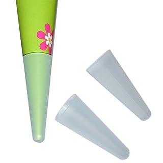 stabile Spitze für die Schultüte aus Kunststoff - für die fertige Zuckertüte oder Bastelset´s - Schulanfang Schultütenspitze - Kunststoffspitze