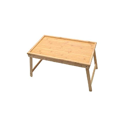 Ardisle vassoio in legno legno colazione cena cibo vassoio da letto portatile pieghevole - Vassoio da letto amazon ...