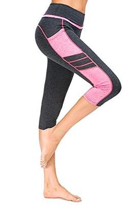 Munvot Damen Sporthose Sport leggings Tights 1 bis 2er Pack