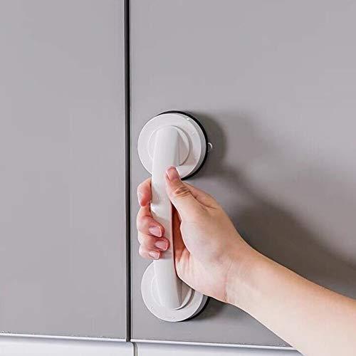 31 YIL5gRbL - PinShang - Tirador Simple con Ventosa para Puerta de Cristal de baño