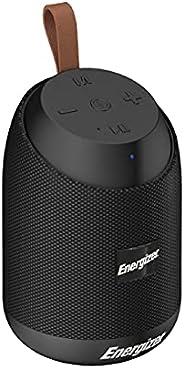 انرجايزر باور ساوند BTS-061 مكبر صوت بلوتوث محمول مع بطاقة اس دي، متوافق مع USB ومايكروفون مدمج - اسود
