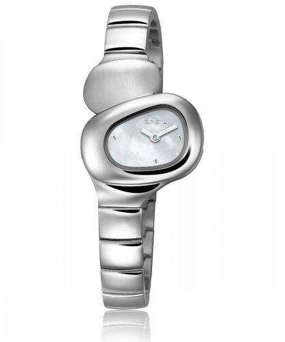 Breil orologio al quarzo stone argento unica