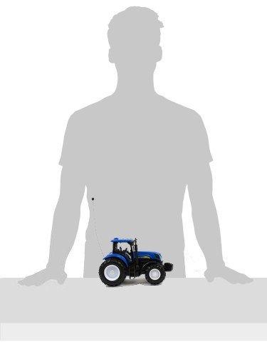 New Holland ferngesteuerter Traktor - 6