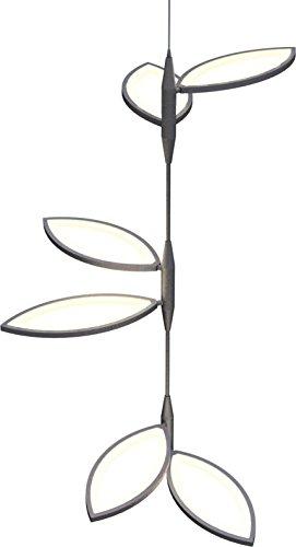Oligo LED-Lichtobjekt 3x2 chr/mt 52-870-11-06 24V/DC 30W 2700K FLAVIA Pendelleuchte 4035162271780 24v, Chr