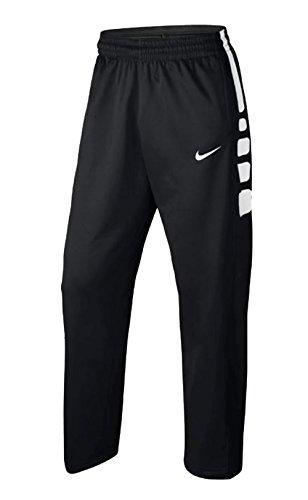 Nike M Stripe Short pour homme Elite Gris (Tm Anthracite / Tm White / Tm White)