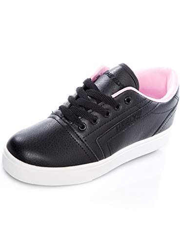 Heelys GR8 Pro Schuhe schwarz-rosa Black/Light Pink, 36.5 - Rosa Heely-schuhe