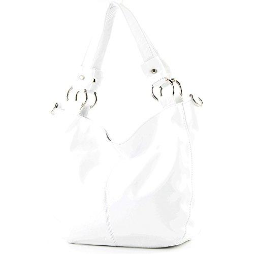 modamoda-de-Made-in-Italy-Womens-Shoulder-Bag-white-Wei