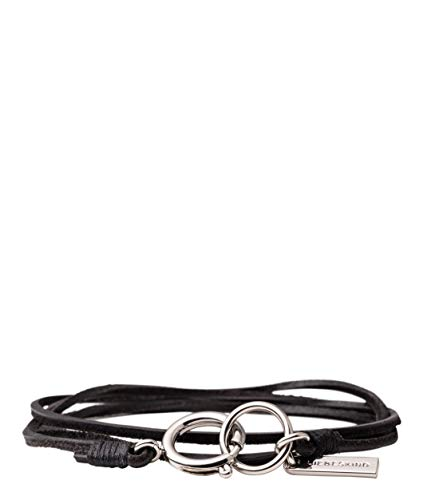 Liebeskind Berlin Essential Joy Damen Bracelets, 1x60x1 cm (B x H x T), Schwarz (Black)
