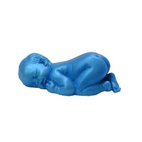LYNCH Silikonform BABY Silikonkuchendekoration Fondant MARZIPAN Keksschneider Seife, Rosa