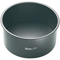 Master Class Non-Stick Loose Base Deep Cake Pan- Round 18 cm
