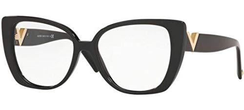 Valentino Brillen V LOGO VA 3038 BLACK Damenbrillen