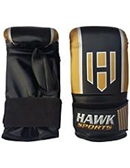 Guante guantes de boxeo para lucha saco de boxeo RDX MMA Muay Thai Kick Gold Edition