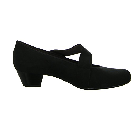 JENNY ARA Jenny Ara Womens Shoe 63615 Catania Black Nero (Schwarz)
