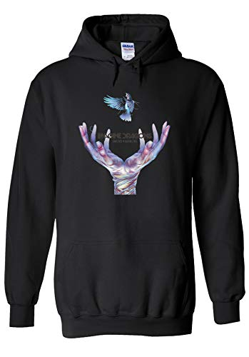 Imagine Dragons Novelty Black Men Women Unisex Hooded Sweatshirt Hoodie-L