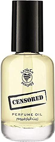 Mikyajy Glamour Perfume Oil, 15 ml