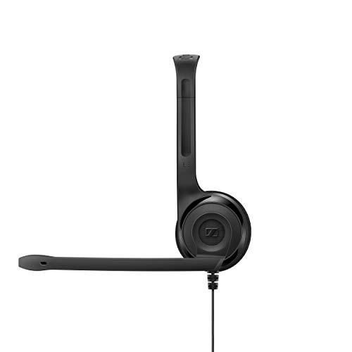 Sennheiser PC 3 Chat On-Ear Headphone with Mic Image 8