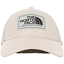 The North Face Mudder Trucker Hat Gorra, Hombre, Pink Salt/Asphalt Grey,