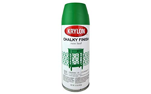 Krylon Chalky Finish 12oz New Leaf