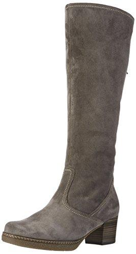 Gabor Shoes Comfort Basic, Stivaletti Donna Grigio (ElephaS.N/A.MaMic 31)