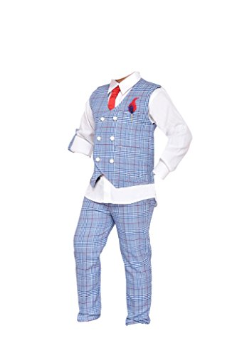 AJ Dezines Kids Party Wear Suit Set for Baby Boys (820_WHITE_1)