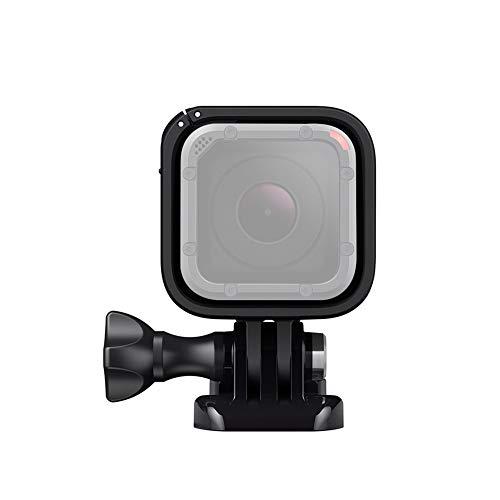 ParaPace Cadre de Protection Standard pour GoPro Hero 4/5 Session Noir