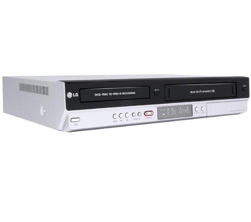 LG RC 278 DVD-Rekorder / VHS-Rekorder Kombination Lg Video-recorder