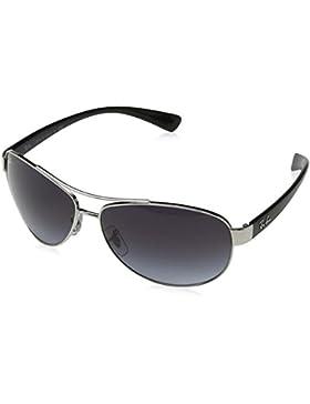 Ray-Ban RB3386, Gafas de Sol Unisex