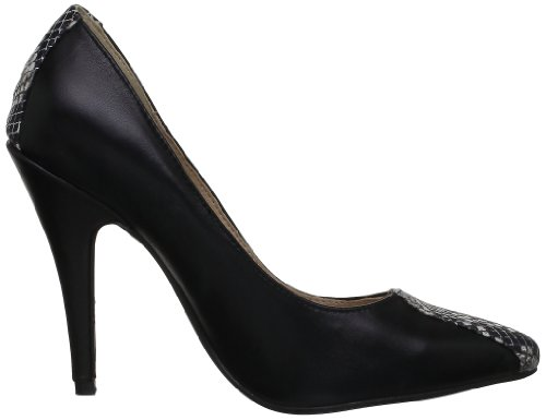 Friis & Company  Lorine,  Scarpe col tacco donna Nero (Schwarz (Black))