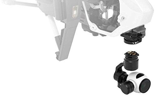 DJI DJIIN1R Inspire 1 Aerial UAV Quadrocopter Drohne mit Integrierter 4K, Full-HD Videokamera, Digitaler Fernsteuerung schwarz/weiß - 10