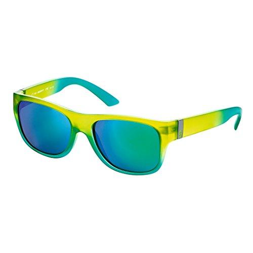 Scott Lyric Sport Sonnenbrille grün/blau/grün chrom