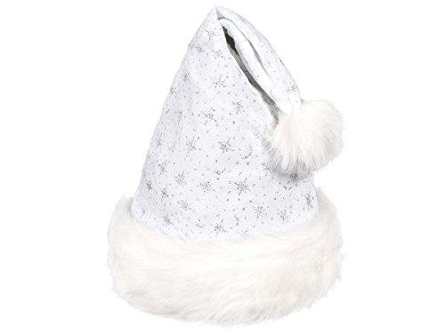De Pere Kostüm Noel (Weihnachtsmützen Nikolausmützen der pure Luxus kuschelweich , Weihnachtsmütze wählen:wm-05)