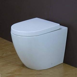 Aqua-Sigma GFS-1000 Floor standing back to wall toilet
