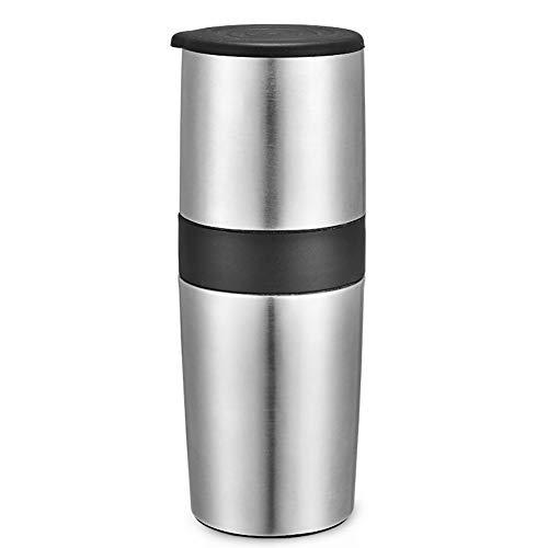 Lcme Manuelle Kaffeemühle mit verstellbarem Rahmen, bewegliche