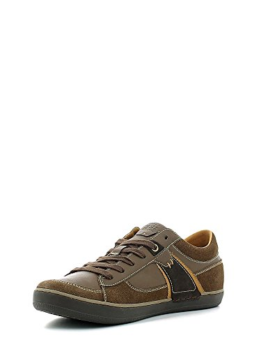 Geox, Sneaker uomo Marrone