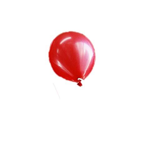0,5 cm, 2,2 g, Schwarz, 10 Stück Klassisch 1.5g A6 Red Round ()